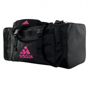 adidas TKD Body protector Team Bag Zwart/Roze