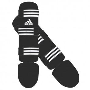 adidas Scheenbeschermers Good Zwart/Wit