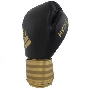 adidas Hybrid 200 (Kick)Bokshandschoenen Zwart/Goud ADIH200-90350