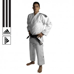 adidas Judopak Champion II IJF Approved Wit