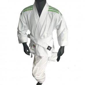 adidas Karatepak K200 Kids Wit/Groen