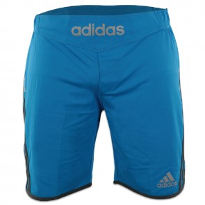 adidas Transition MMA Short Blauw