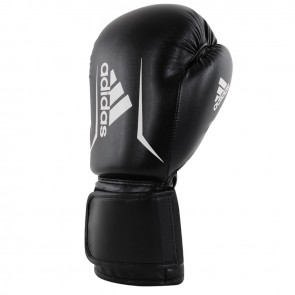 adidas Speed 50 (Kick)Bokshandschoenen Zwart/Wit ADISBG50-90100