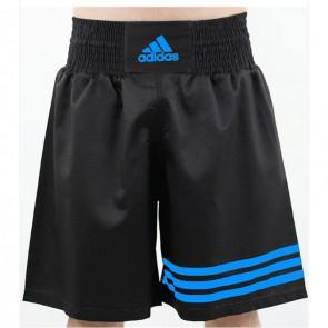 adidas Multi (Kick)Boksshort Zwart/Blauw