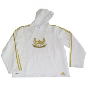adidas Hoody Sweater Wit
