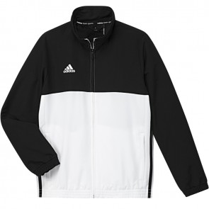 adidas T16 Team jack Youth Zwart/Wit