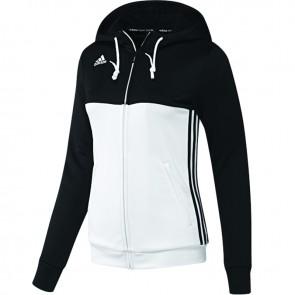 adidas T16 Team Hoodie Women Zwart/Wit