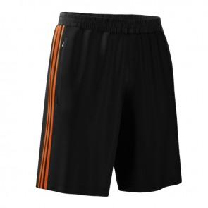 adidas MiTeam Short Men Zwart/Oranje