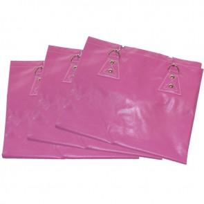 Luxury bokszak roze ongevuld