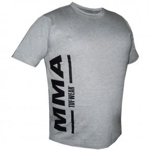 TUF Wear T-Shirt MMA grijs/zwart