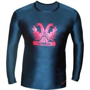TUF Wear MMA T-Shirt Compression Long Sleeve
