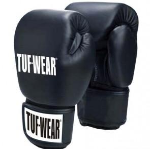 TUF Wear Muay Thai (Kick)Bokshandschoenen Zwart