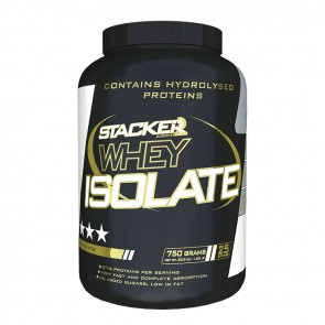 Stacker Whey Isolate 750gram