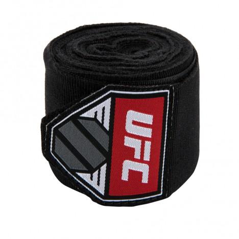 UFC Bandages 455cm Zwart