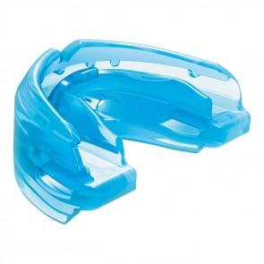 Shock Doctor Dubbele Gebitsbeschermer voor Beugel Blauw (Protectie)