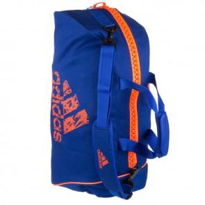 adidas Super Sporttas Blauw/Oranje