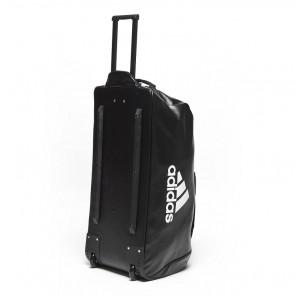 adidas Trolley Combat Sport Zwart/Wit 120 liter