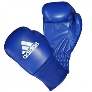 adidas Rookie Kinder Bokshandschoenen Blauw