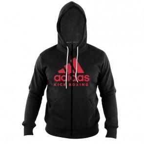 adidas Vest Kickboxing Community Zwart/Rood