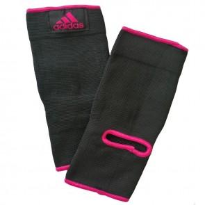 adidas Enkelbeschermer Zwart/Roze