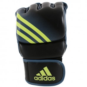 adidas Speed MMA Handschoenen Zwart/Geel ADICSGM041-90300