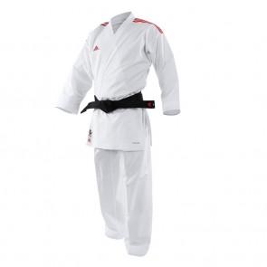 adidas Karatepak Adilight Wit/Rood