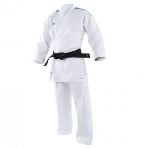 adidas Karatepak Adilight Wit/Blauw