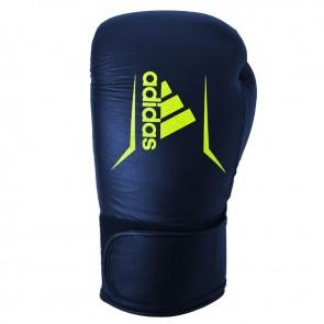 adidas Speed 175 (Kick)Bokshandschoenen Blauw/Geel ADISBG175-60300