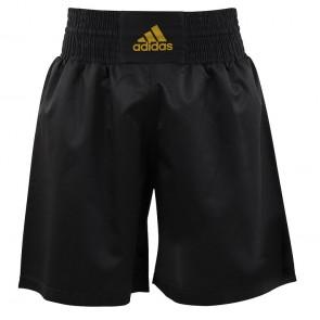 adidas Multi Boxing Short Zwart/Goud