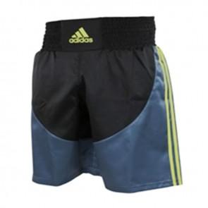 adidas Multi Boxing Short Geel/Zwart ADISMB03-30900