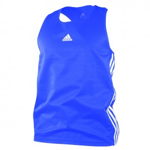 adidas Amateur Boxing Tank Blauw/Wit