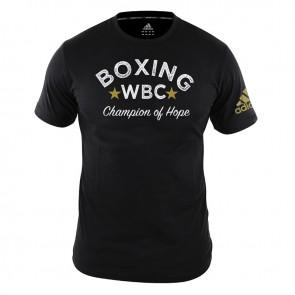 adidas T-Shirt WBC Zwart ADIWBCTB01-90100