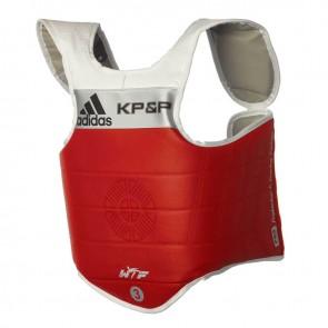 adidas E-Body Protector Rood
