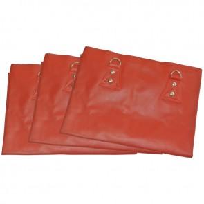 Luxury bokszak rood ongevuld