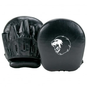 Super Pro Combat Gear Leather Focus Target Mitts