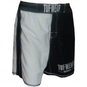 TUF Wear MMA Short Zwart/wit