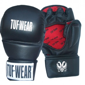 TUF WEAR MMA Strike training Handschoen 7 oz Leder