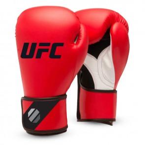 UFC Training (kick)bokshandschoenen Rood/Zwart