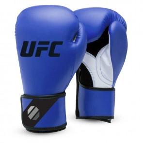 UFC Training (kick)bokshandschoenen Blauw/Zwart