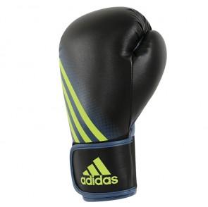 adidas Speed 100 (Kick)Bokshandschoenen Zwart/Geel ADISBG100-90300