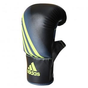 adidas Speed 100 Bokszakhandschoenen Zwart/Geel